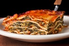 zucchini lasagna (instead of pasta)! neat!