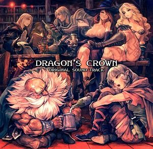 CDJapan : Dragon's Crown Original Sound Track CD Album
