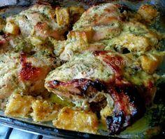 Pollo Hawaiano   La Cocina de Gisele