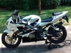 Check out this 2001 Honda Cbr listing in Decatur, GA 30033 on Cycletrader.com. This Motorcycle listing was last updated on 16-Nov-2013. It is a Sportbike Motorcycle has a 0 600 engine and is for sale at $4900.