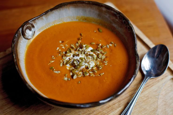 NYT Cooking: Pumpkin Soup With Ancho and Apple