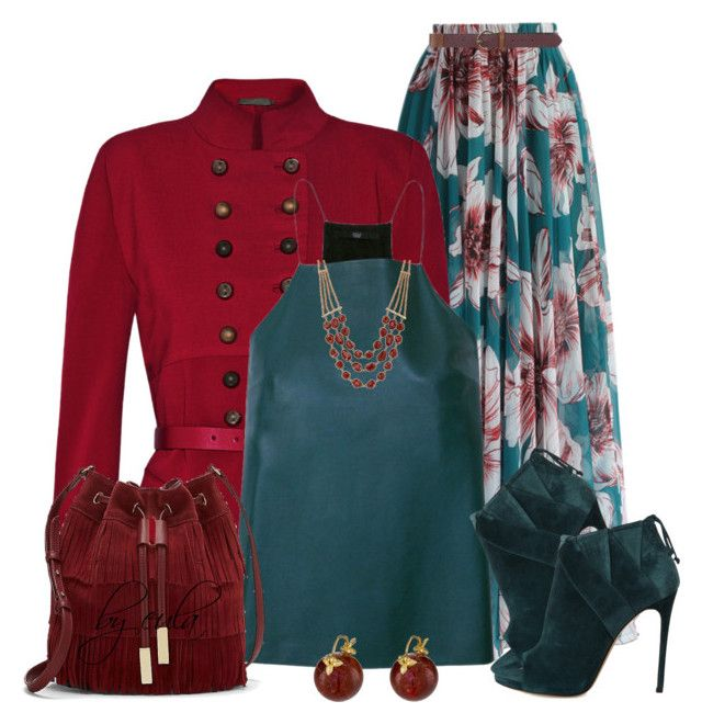 Leather Top for Fall (Outfit Only) Contest by eula-eldridge-tolliver on Polyvore featuring polyvore, fashion, style, TIBI, Donna Karan, Chicwish, Casadei, Vince Camuto, Gabrielle Sanchez, Lucky Brand and Dorothy Perkins