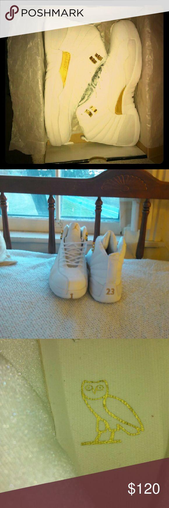 Jordan ovo 12 Size 10 Never worn  Replica Jordan Shoes Athletic Shoes