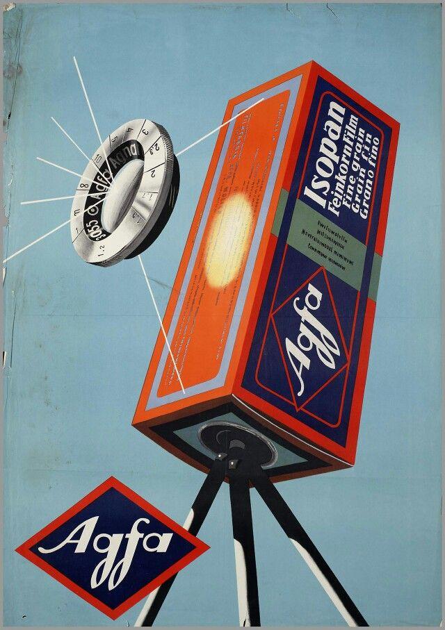 Voor Agfa 1951