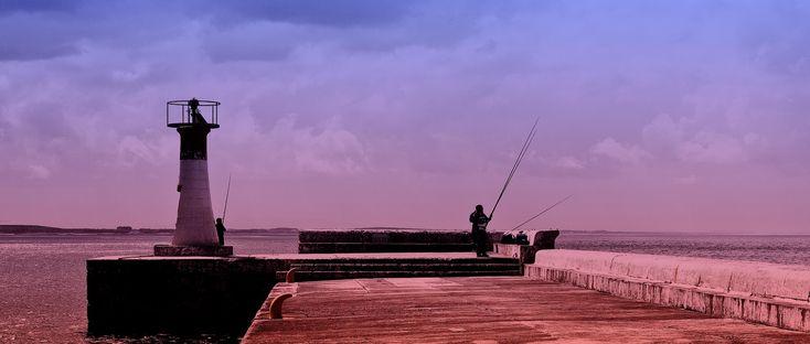 Kalk Bay fisherman