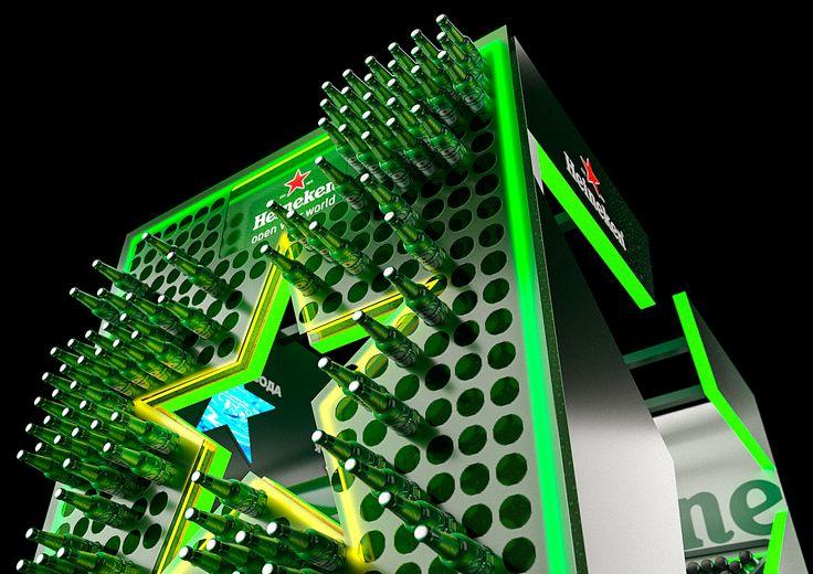 Design posm Heineken