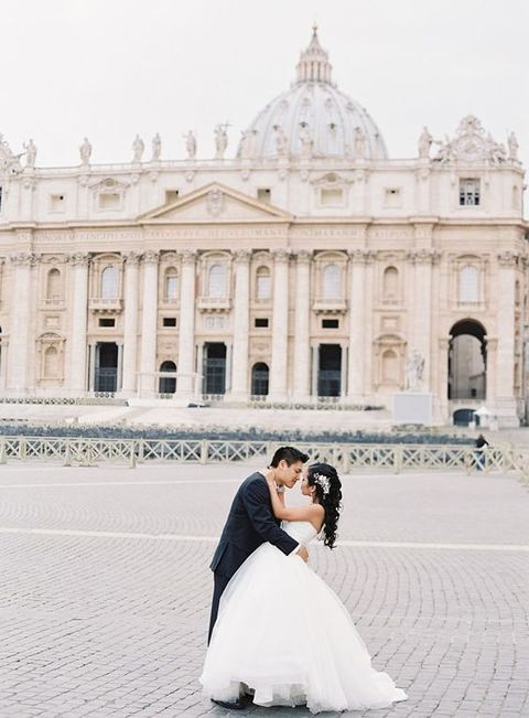 Italy is one of the most popular countries for any kind of romantic trips, including eloping to get married or honeymoons. We've already shared some ...