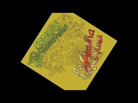 """KID CONGO & THE PINK MONKEY BIRDS - Psychic Future [album """"La Araña Es L..."""