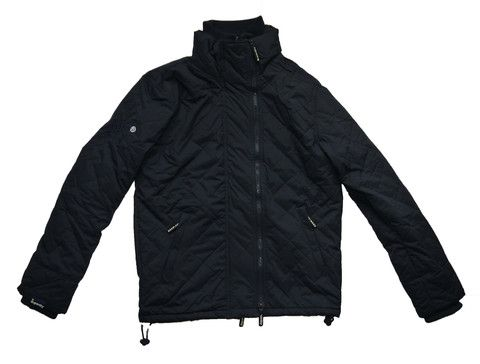 Superdry Mens Quilted Artic Windcheater Navy – Moyheeland Traders