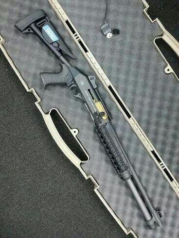 Salient arms international Benelli m4