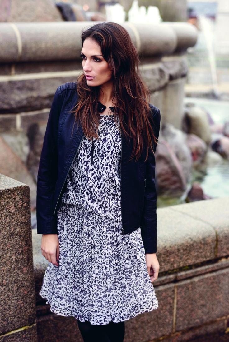 soyaconcept - jacket - leatherjacket - blouse - top - shirt - skirt - dress