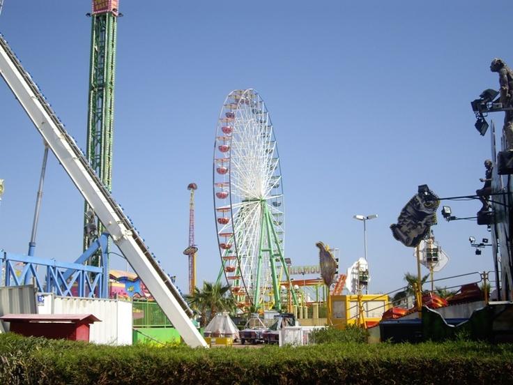 Ayia Napa Parko Paliatso Fun fair