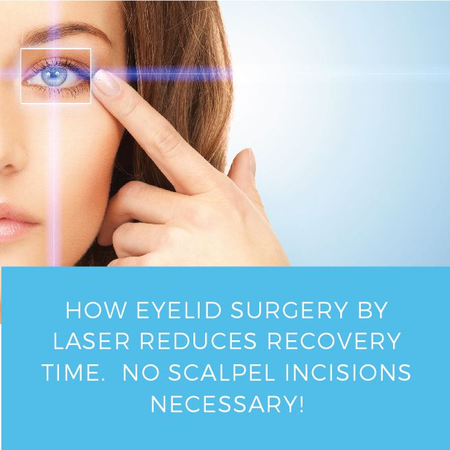 Did you know that Eyelid Surgery can now be done by Laser? Laser is more precise, there is much less recovery time than with a scalpel and with the lower lids it leaves no visible scars at all. #cosmeticsurgery  #plasticsurgery   https://www.sydneycosmeticclinic.com.au/blog/cosmetic-treatments/laser-eyelid-surgery-reduces-recovery-time-no-scalpel-incisions-needed/