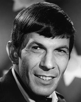 LEONARD NIMOY= d. Feb. 27 2015 b.  March 26, 1931= age 83= Cause: chronic obstructive pulmonary disease Roles: Mr Spock in Star Trek.