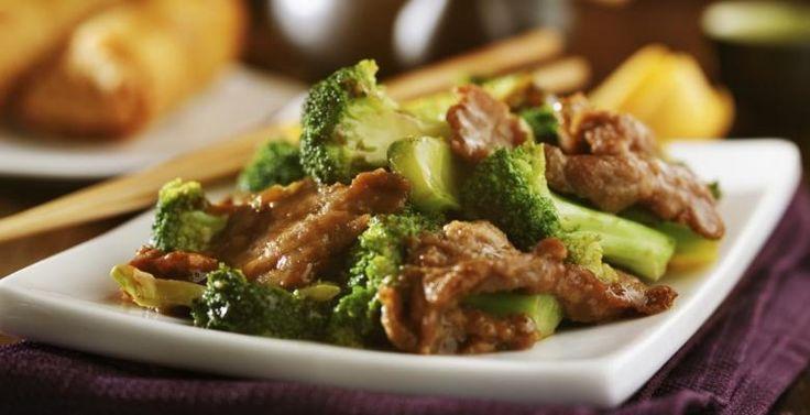 Boeuf et brocoli...Une recette simple et rapide - Recettes - Ma Fourchette