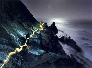 Natures Valley by Moonlight - Obie Oberholzer