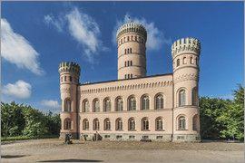 Gunter Kirsch - Jagdschloss Granitz, Insel Rügen