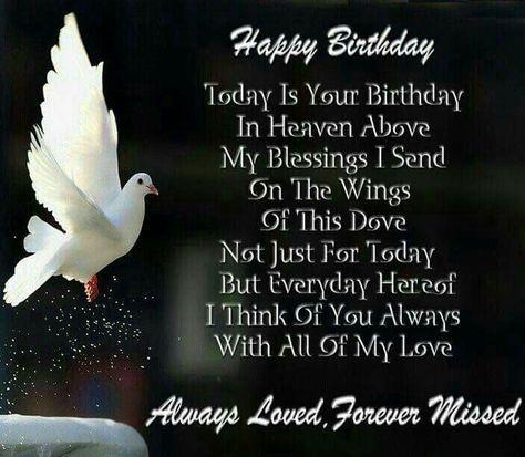 Birthday in Heaven