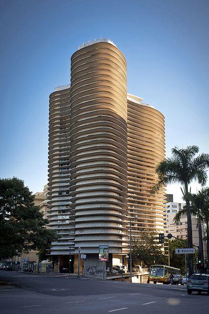Edifício Niemeyer - Belo Horizonte - Minas Gerais, Brazil