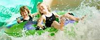 Waterpark – the Aquadome at Lalandia is Scandinavia's biggest waterpark!