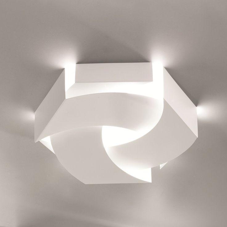 Lampada da soffitto in metallo wool - arredaclick
