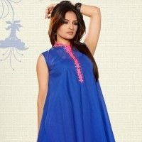 Blue Kurti Shop Online