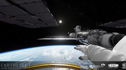 Opaque Multimedia has combined an Oculus Rift headset with Microsoft Kinect 2 motion tracking to make it possible for every Tom, Dick, and Sally on the planet to get a first-hand (virtual) taste of life on – or rather just outside – the International Space Station.