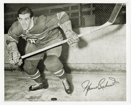 Maurice Richard - early 50s