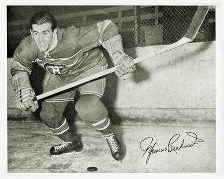 Maurice Richard - early 50s
