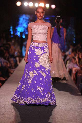 Manish Malhotra at Lakmè Fashion Week | VIVA-LUXE