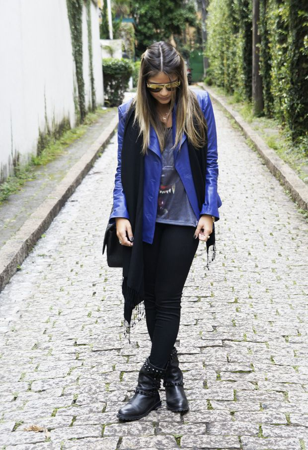Thassia Naves - Look moda fashion brasil brazil blogger style