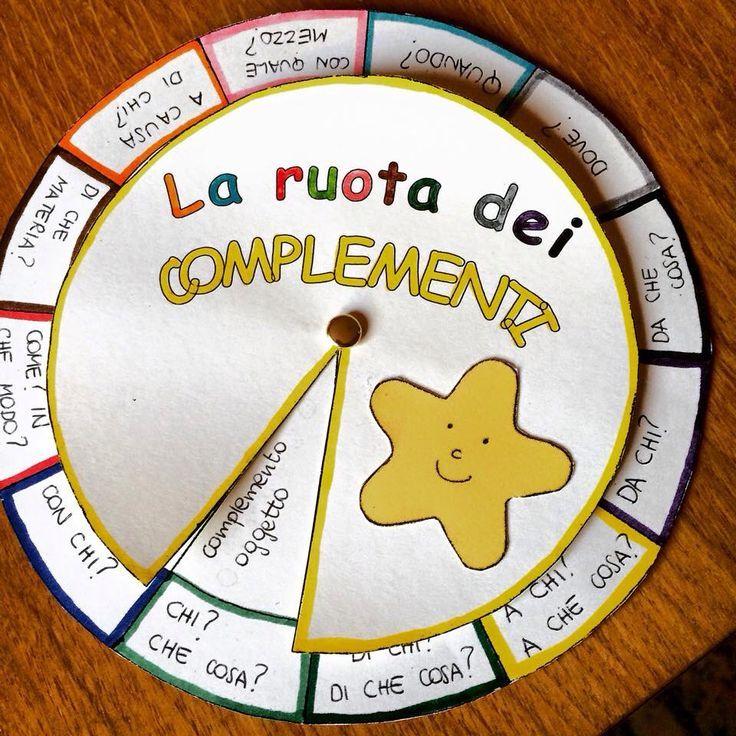 Imparare i complementi giocando