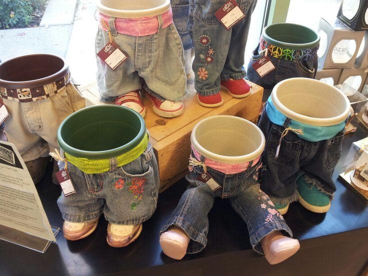 Cool flower pot ideas
