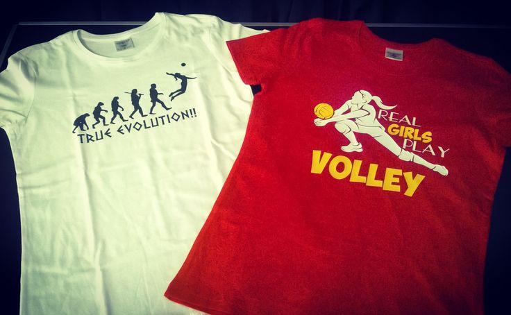 Magliette Volley Pallavolo Ragazze