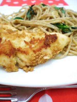 Frango Thai com Crosta de Manteiga de Amendoim | Figos & Funghis