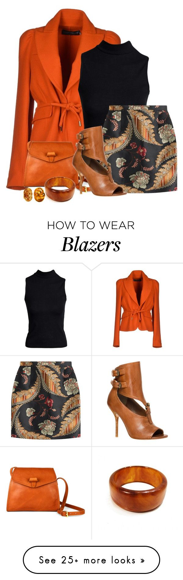 """""""Working Woman"""" by terry-tlc on Polyvore featuring Dsquared2, Boohoo, Max Studio and Tiffany & Co."""