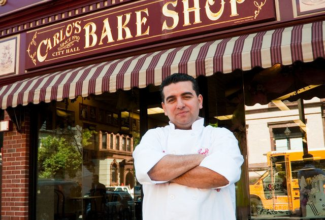Cake Boss Buddy Valastro Tells the Story of His First Kitchen Job