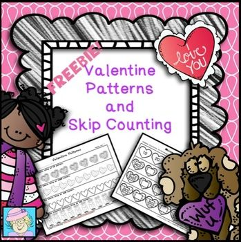 canvas bags This 5-page FREEBIE includes 2 pages of pattern coloring and 3 pages of skip counting. Students will color the Valentine items in patterns such as AB, AABB, ABC, and more. They will fill in the blanks to skip count by 2s, 5s, and 10s.