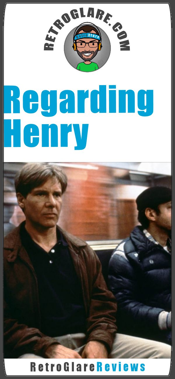 Regarding Henry is a 1991 drama staring Harrison Ford and Annette Bening. Harrison Ford plays Henry Turner, a man whose life is dramatically changed. #movie #review #entertainment