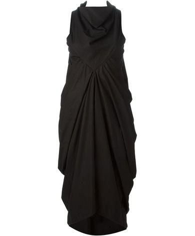 Купить Платье RICK OWENS (Рик Оуэнс по цене 40024.00 руб в интернет магазине с доставкой. RICK OWENS модные коллекции SS FW 2015 2016 на BrandPad.ru!