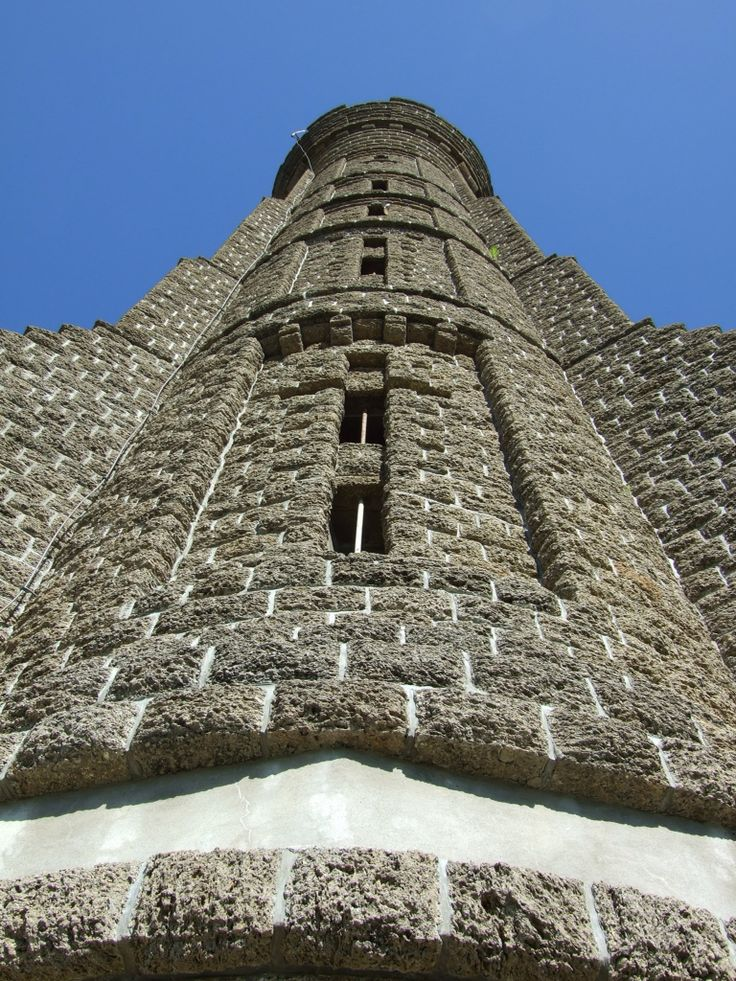 Durie Hill Memorial Tower, Wanganui. Photo: B. Beale