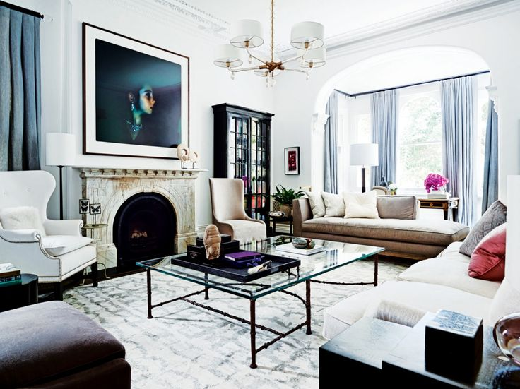 I'm in love(via Renovation: an 1880s Sydney home receives a revamp that honours its past - Vogue Living)