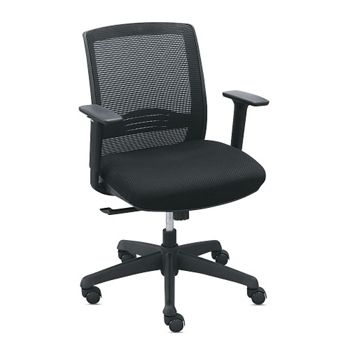 Set Of 8 C2 Mesh Back Chairs With Memory Foam #conferenceroom | National  Business Furniture