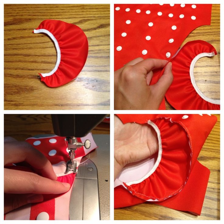 Cloth Diaper Tutorial: How to Add Leg Gussets (with step-by-step pictures!)