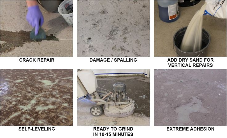 #REPAIR #SYSTEMS CR MENDER: ONE PRODUCT FOR VIRTUALLY ANY TYPE OF CONCRETE REPAIR.