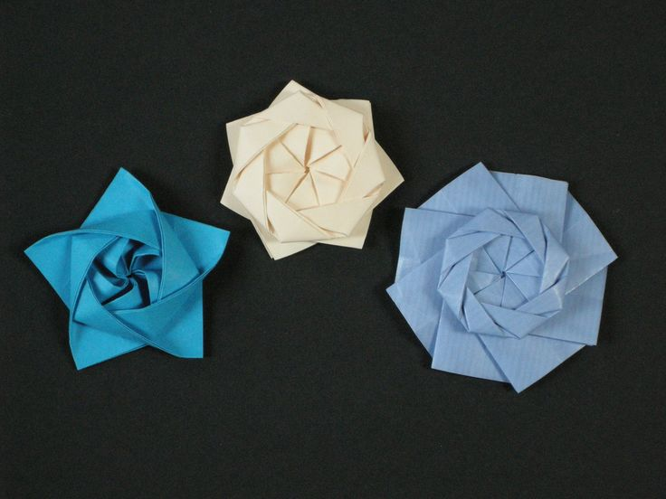 5, 7 & 8 sided variations of  this star. I was not able to get the second set of points from the backside in these config.