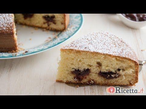 Torta alla marmellata - Ricetta.it - YouTube