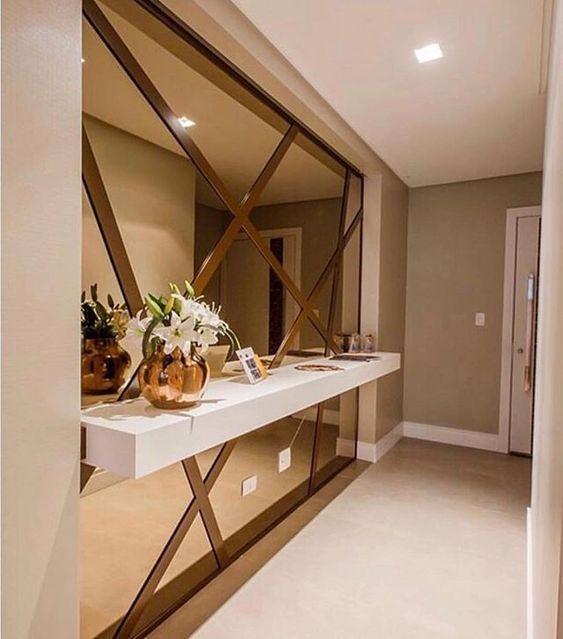 Spiegel für den Eingang – #homeaccessoriesArti…