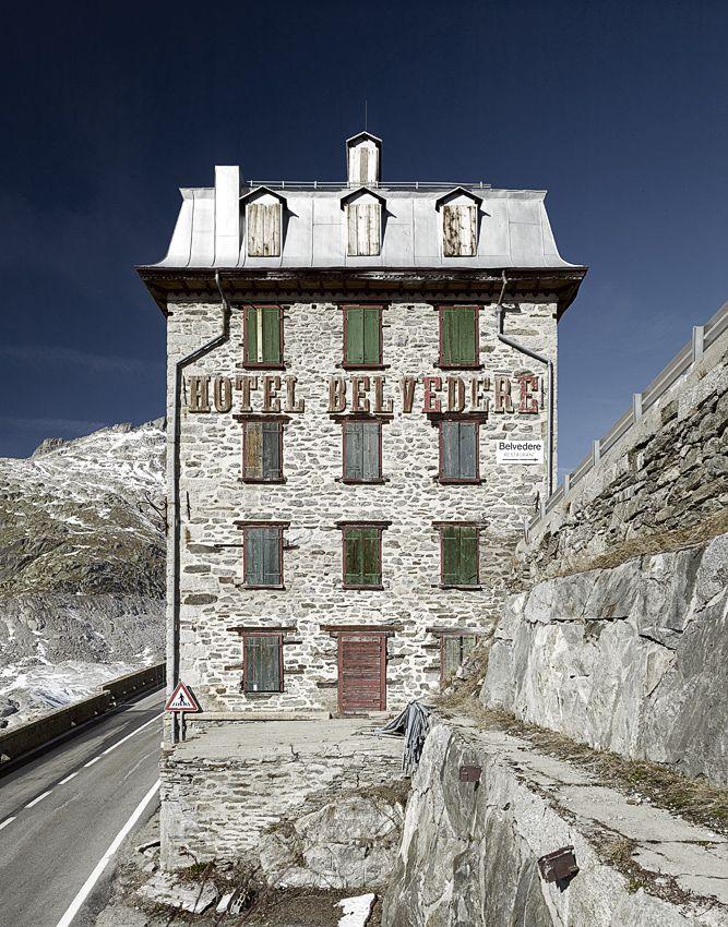 Hotel Belvedere zweite Stirnseite- Furka http://fc-foto.de/26393045