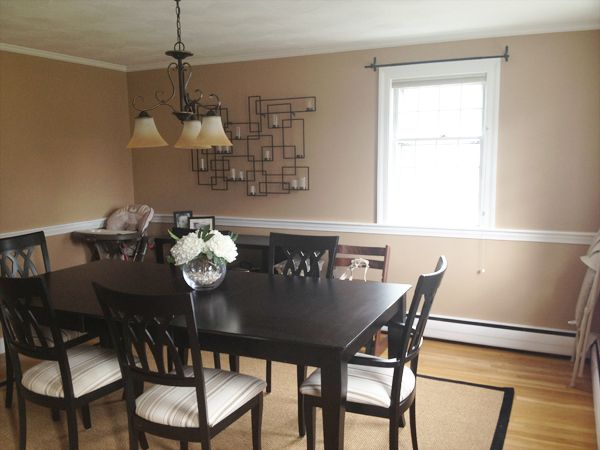 A Kid Friendly Multipurpose Dining Room